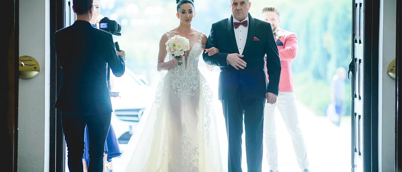 Magda i Mariusz - Wedding workout! ;)